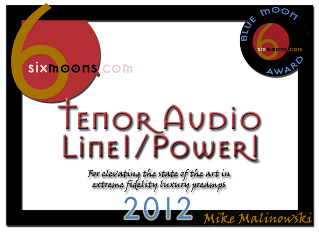 Line1/Power1 Blue Moon Award