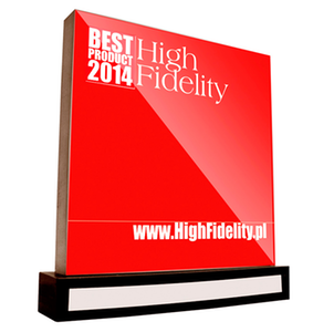 High Fidelity Best Product of 2014
