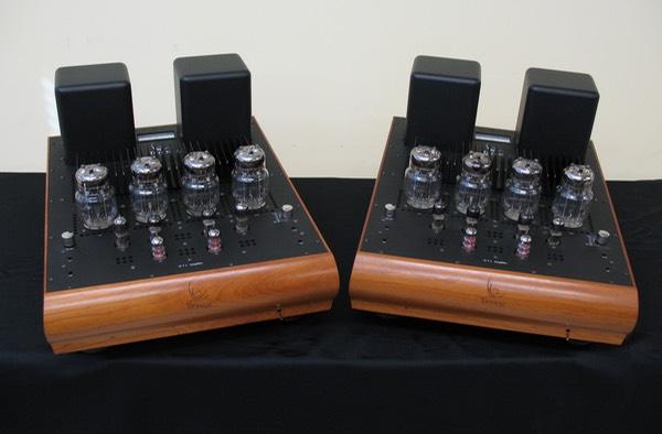 OTL Amplifier | Celebrating Twenty Years of Michel Vanden Broeck Designs
